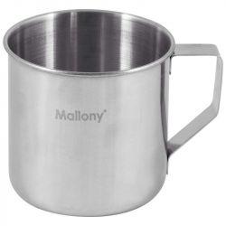 Н Stainless Steel Mug