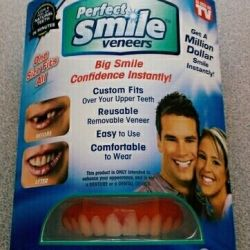 Виниры Perfect smile veneers  (DS)