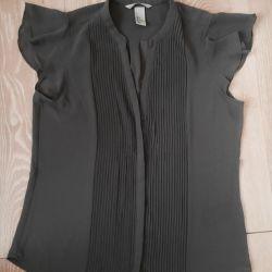 Bluză cu mâneci scurte H & M