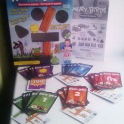 Oyun Angry Birds (tahtaya vurmak) pazarlık