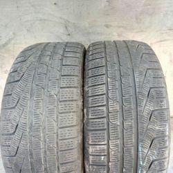 245 45 17 Pirelli Sottozero Winter 210 Serie 2