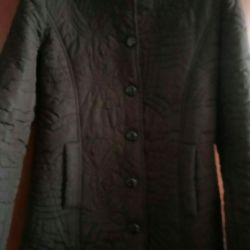Quilted jacket. S