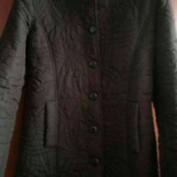 Jachetă matlasată. S