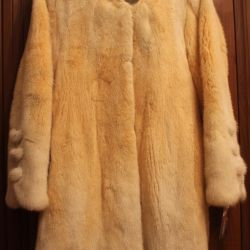 Mink Fur Coats Sun Culoare