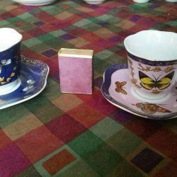 2 новые кофейные пары из 90-х