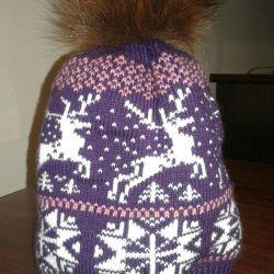Pălărie de iarnă (nouă)