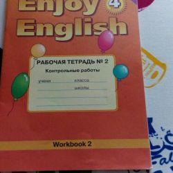 New workbook. 4th grade