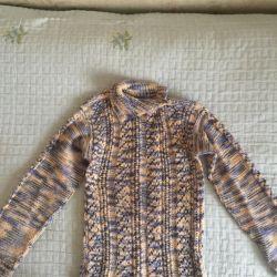 Kazak yünlü bluz.