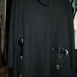 Tunic knitted size 60
