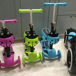 3 in 1 scooters