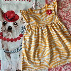 Dress Carter's and HM