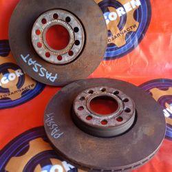 Brake disc Passat b5 +