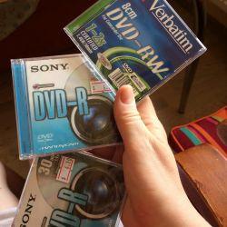 Discuri pentru camere video