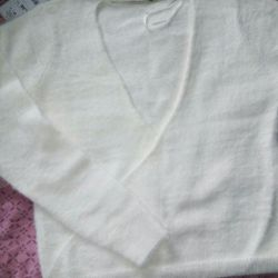 Μαλακό πουλόβερ χωρίς ραφή