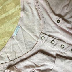 Cotton shirt oysho
