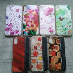 X and XS Iphone Silicone Covers