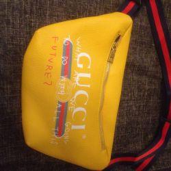 Τσάντα στυλ Gucci