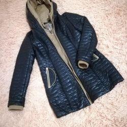 Female jacket. demi-season