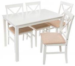 Chili Yemek Grubu (masa ve 4 sandalye)