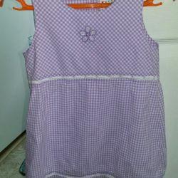 Selling girls dress 100% Cotton