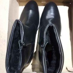 Winter boots, men's, new