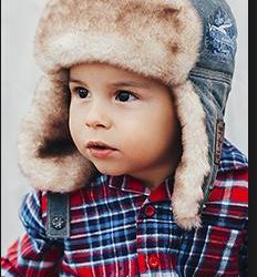 Cap Ushanka children