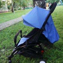 Hire / Rental Stroller yoya blue 175