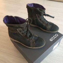 Ботинки Ecco на осень