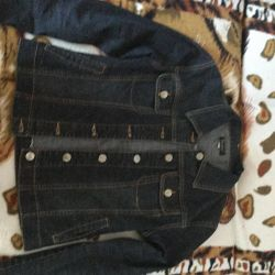 Jeans jacket for sale