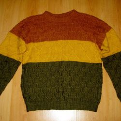 New Hand Knitted Sweater