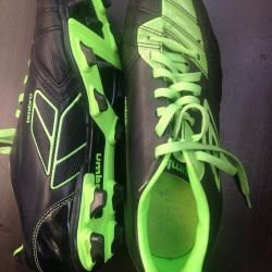 I will sell second-hand boots Umbro of 27,5 cm
