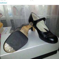 Pantofi pentru flamenco
