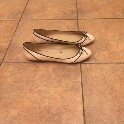 Bale ayakkabıları Zara yeni