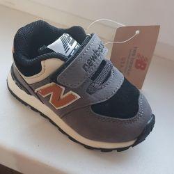 New children's sneakers