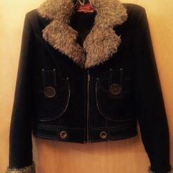 Jacket demi-season insulated / exchanged
