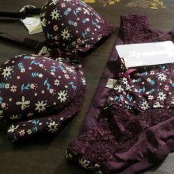 Set of linen