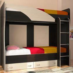 Bed 2-tier Miya (At)