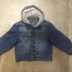 Jacket jeans Benetton