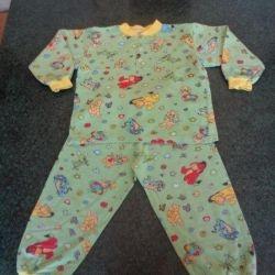 warm pajamas with Disney characters