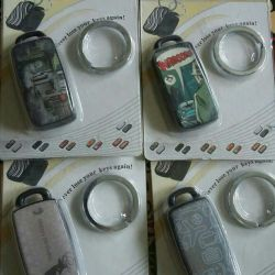 Keyring to search for keys. New. In stock 5 pcs.