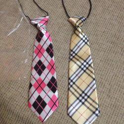 Новые детские галстуки