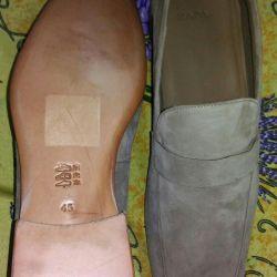 Νέα σουέτ ZAPA παπούτσια