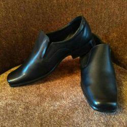 31 / Yeni Deri Ayakkabı
