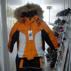 Winter kit 86, 92.98, 104 cm