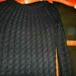 Sweater, wool sweater
