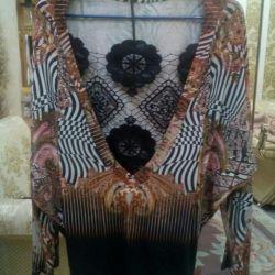 Итальянская платье -туника новая