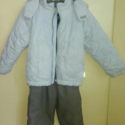 Kış seti Lassi, 98 (+ 4-6 cm) boy
