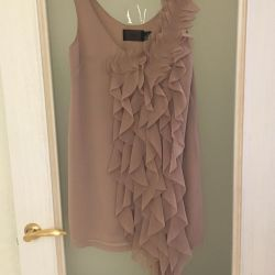 A dress from h & m, p. 42