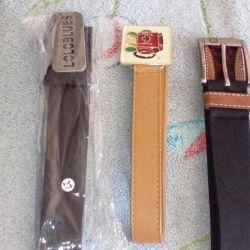 New belts price per item