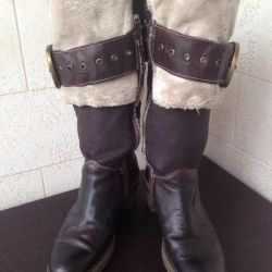 I will sell boots r. 35-36